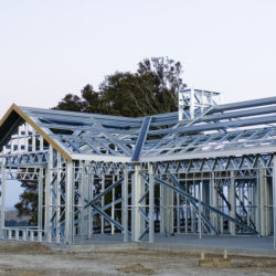 Frames, trusses and joists