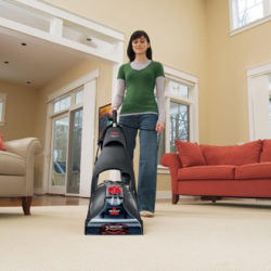 Bissell carpet shampooers