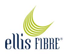 Ellis Fibre logo