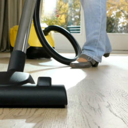 Karcher water filter vacuum cleaners