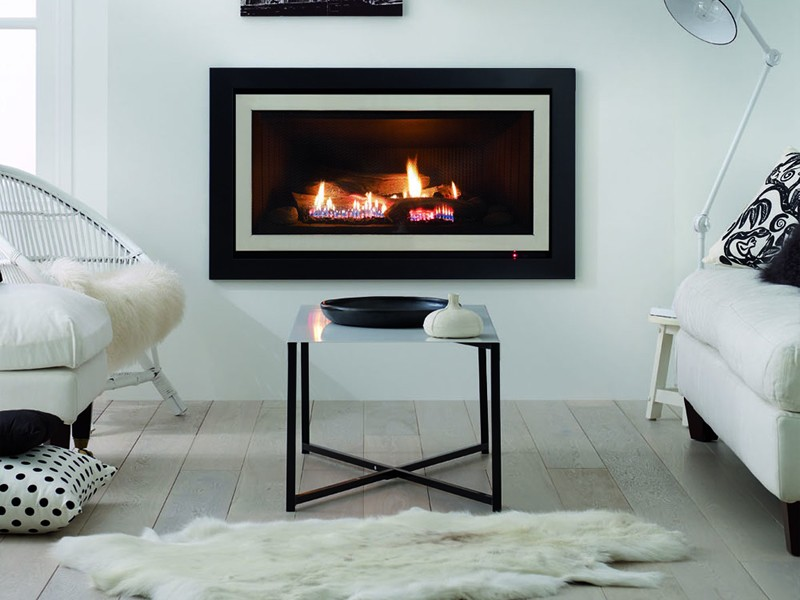 Rinnai gas heaters and fireplaces