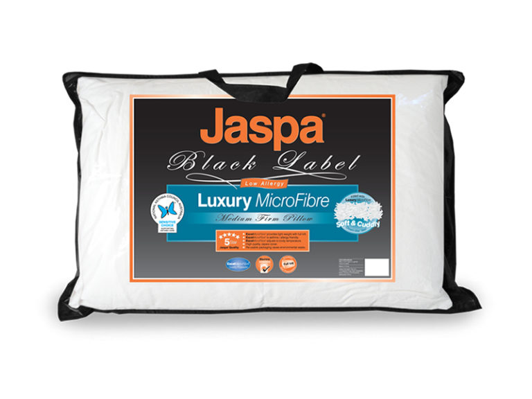 Jaspa Black Pillows