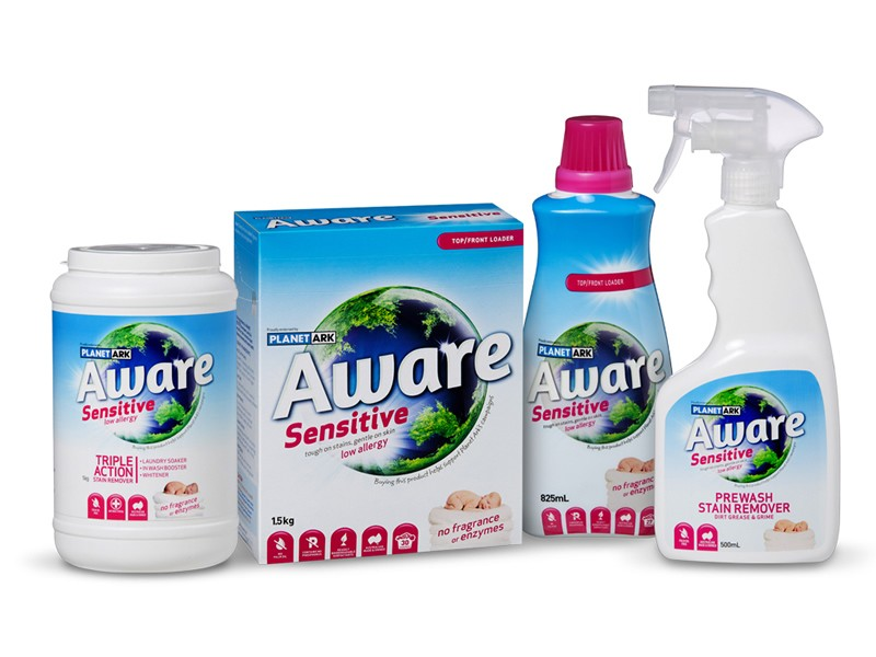 Aware Environmental cleaning products