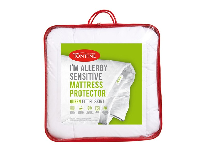 Tontine allergy-sensitive protectors