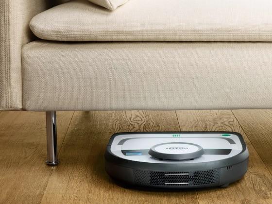 vorwerk kobold vr200 robot vacuum sensitive choice. Black Bedroom Furniture Sets. Home Design Ideas